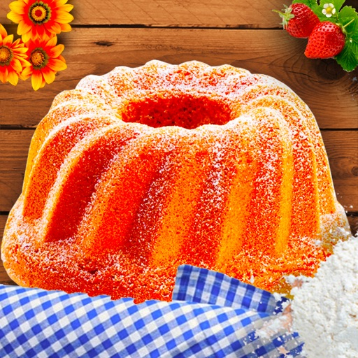 Kuchen-Träume - Backrezepte für das süße Glück HD