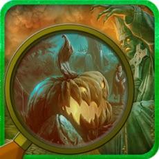 Activities of Halloween Night Hidden Object