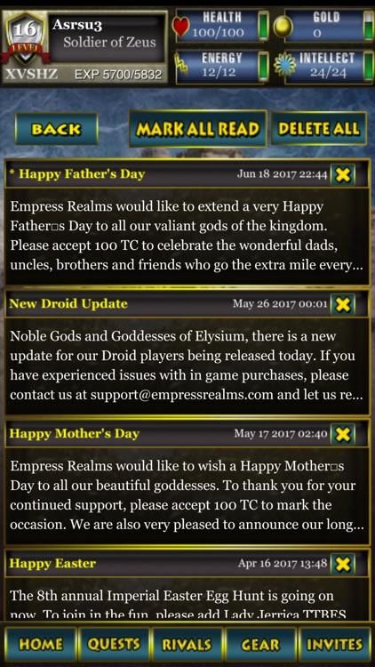 Elysium Fields screenshot-3