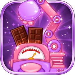 Magic Chocolate Candy Factory - Cooking game