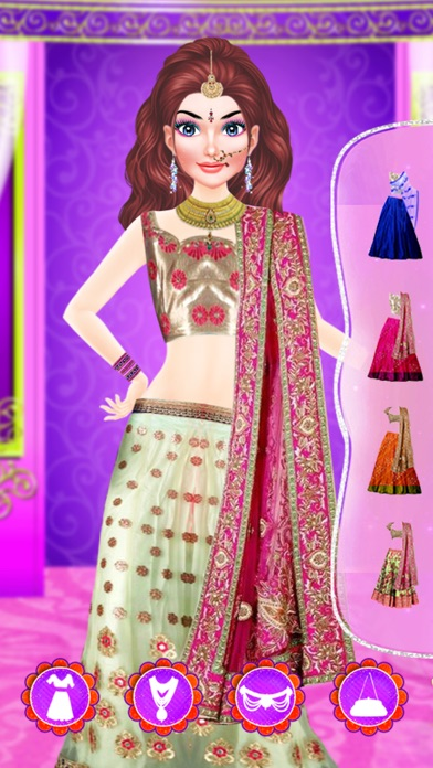 Indian Doll Fashion Salon Dressup Game By Nikhil Khoda More Detailed Information Than App Store Google Play By Appgrooves Role Playing Games 10 Similar Apps 3 Reviews
