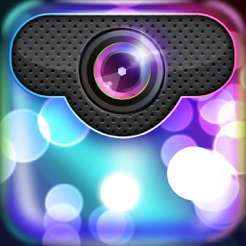 ‎Bokeh Photo Editor – Colorful Light Camera Effects