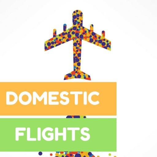 Domestic Flight booking online -Cheap flights fare
