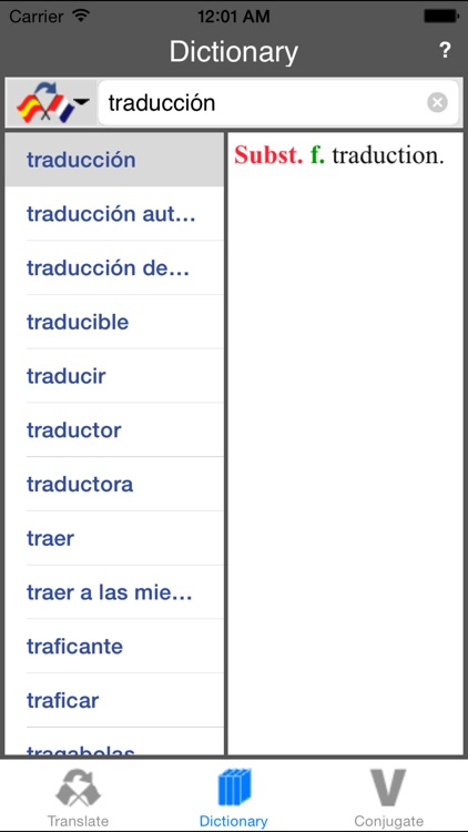 French Translator (Offline) screenshot-4