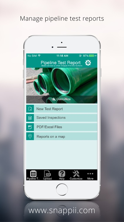 Pipeline Test Report App