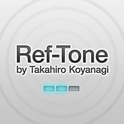 Ref-Tone A=440~445Hz
