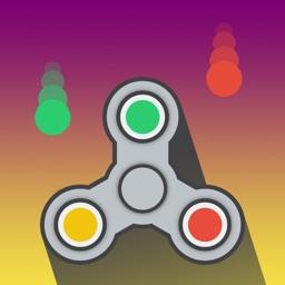 Fidget Spinner - Color Match Game