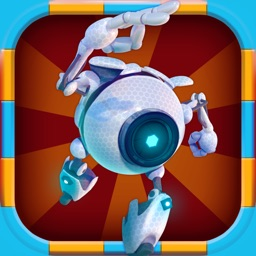 3D Robot Ico Run and Jump - Endless Runner Game Adventure
