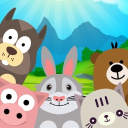 Cute Pet Animal Find The Pairs kid