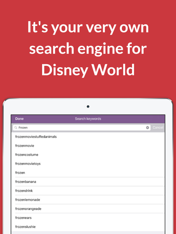 Where In Disney World? screenshot
