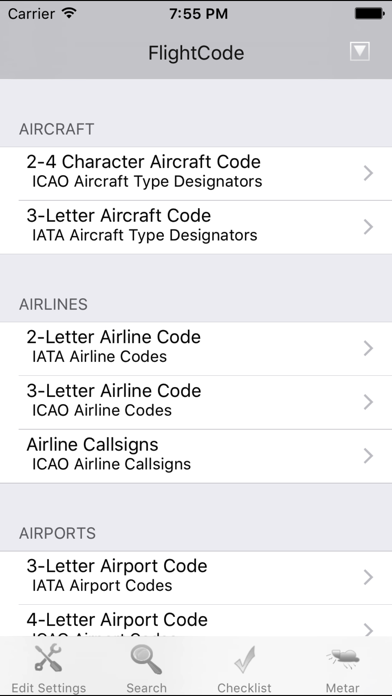 FlightCodeのおすすめ画像1