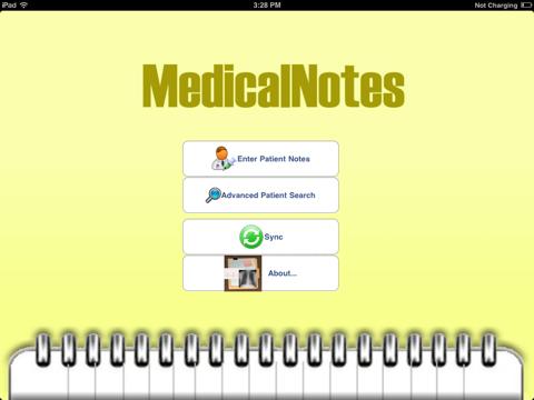 medicalNotesHD - náhled