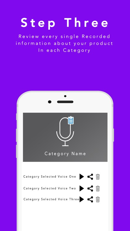 BVN - Business Voice Notes For Sales & Marketing P screenshot-3