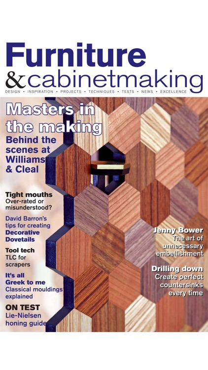 Furniture & Cabinetmaking - The world's leading publication for all cabinetmakers screenshot-4