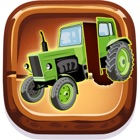 kids vehicle juego : toddlers boys learning puzzle icon