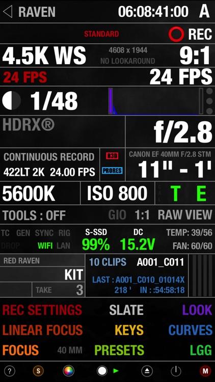foolcontrol RAVEN Camera Kit