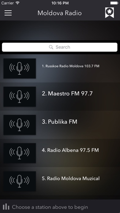 Moldova Radios - Top Stations Music Player FM