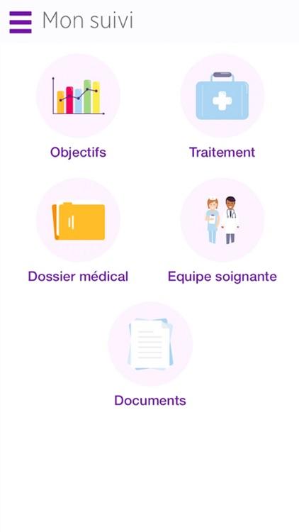 myDiabby - DT1&DT2 app image