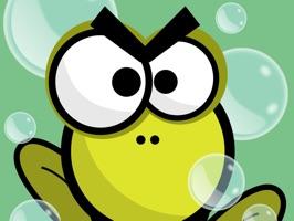 Pop Frogs Stickers