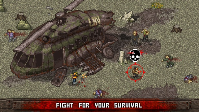 mini dayz zombie survival on the app store