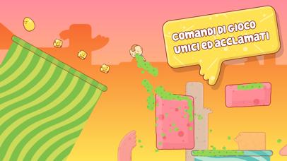 Eggggg - Il gioco a piattaforme vomitevole