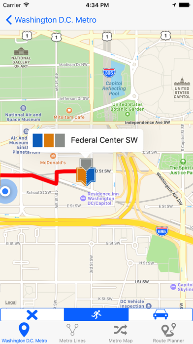 Washington D.C. iMetroのおすすめ画像3