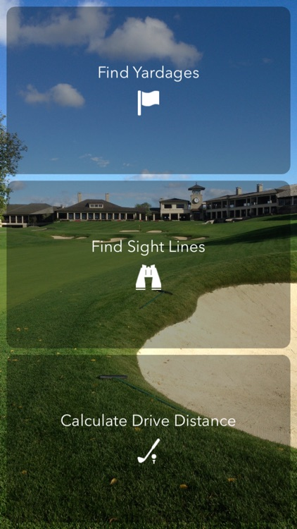 Golf Sight: Slope-Adjusted Rangefinder screenshot-3