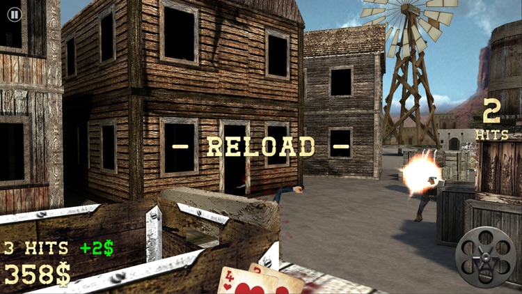 Red Gun screenshot-3