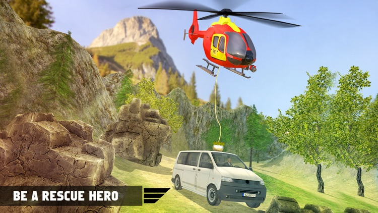 Helicopter Rescue Simulator 3D – 911 Flight Hero