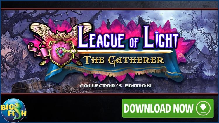 League of Light: The Gatherer - Hidden Objects screenshot-4