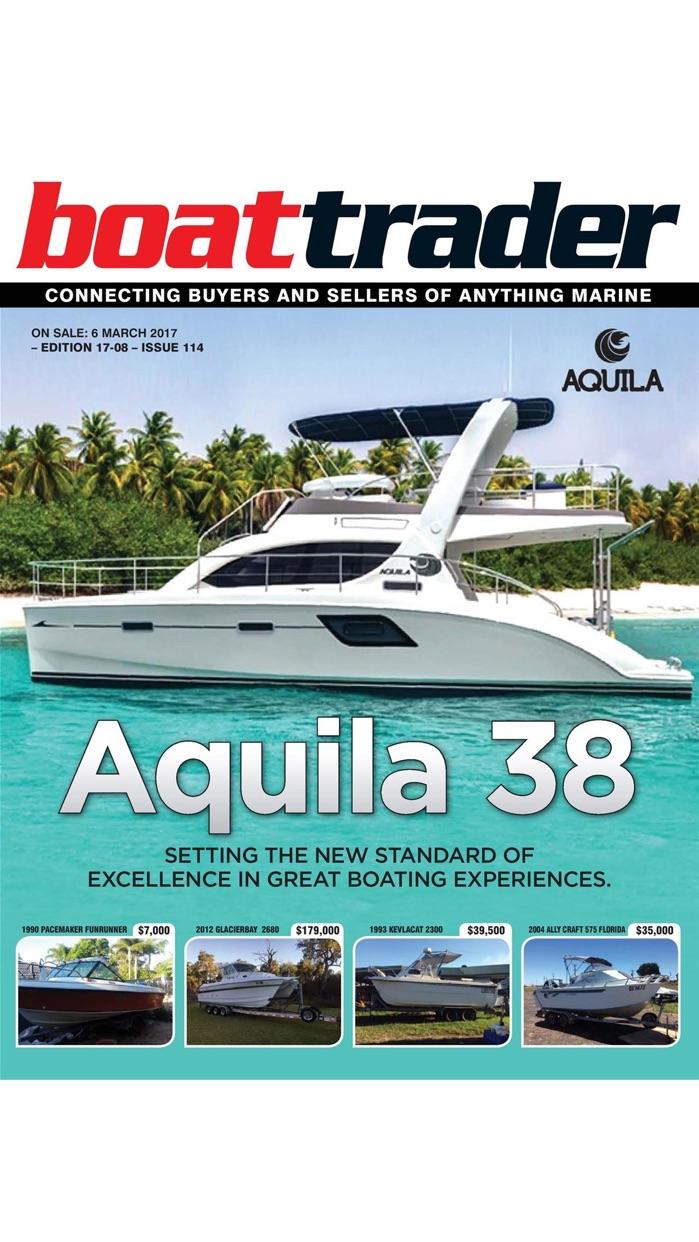 Boattrader Magazine Australia Screenshot