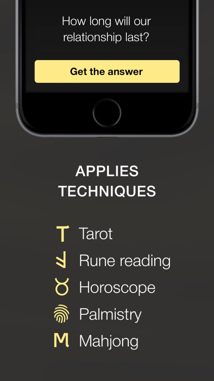 The Fortune Teller - Palm-reading, Daily Horoscope screenshot-2