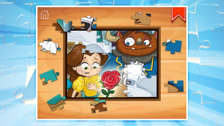 StoryToys Jigsaw Puzzle Collection screenshot-3