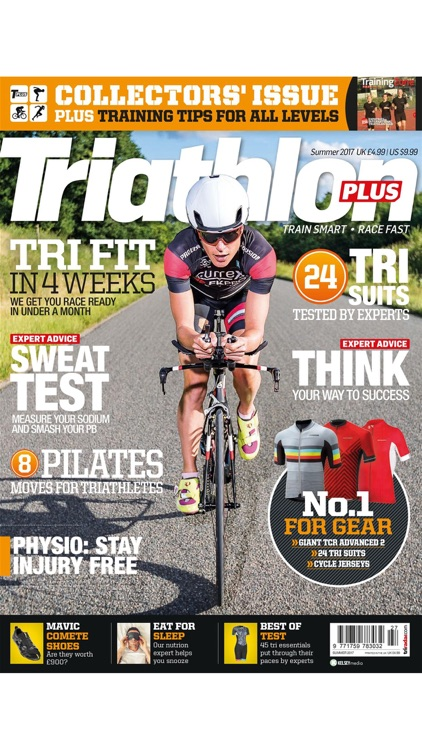 Triathlon Plus Magazine