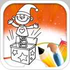 Coloring Pages Toys icon