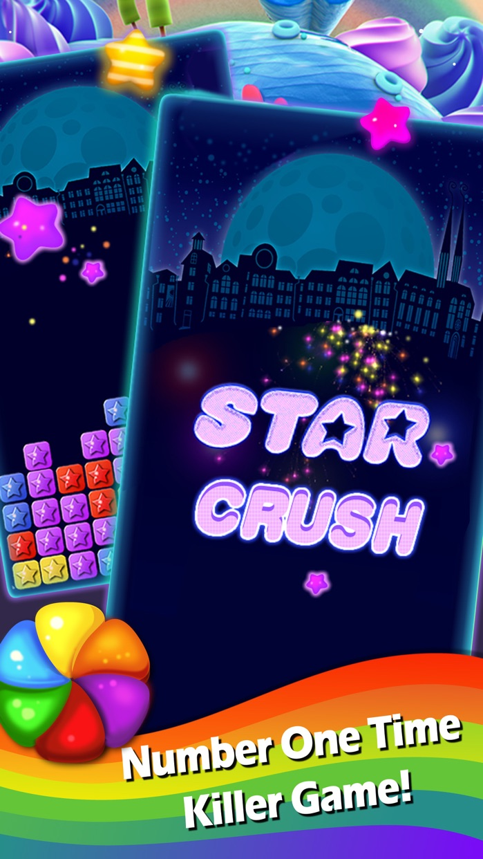 Star Crush Game Screenshot