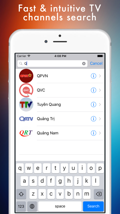 TV tiếng việt - Vietnamese TV online   App Price Drops