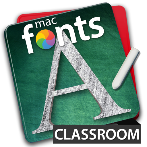 macFonts Classroom