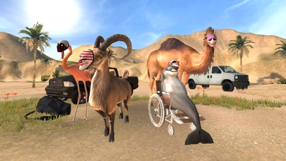 Goat Simulator PAYDAY for windows pc