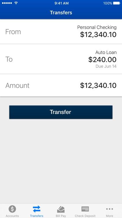 CCU Mobile Banking screenshot-3