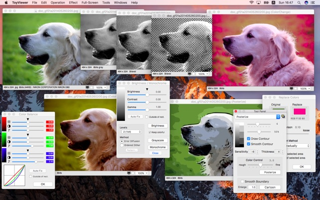 ToyViewer on the Mac App Store