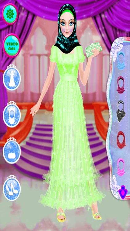 Hijab Wedding Salon - Hijab Spa & Dress up Games