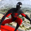 Strange Mutant Spider Car Hero