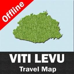 VITI LEVU ISLAND (FIJI) – Travel Offline Navigator