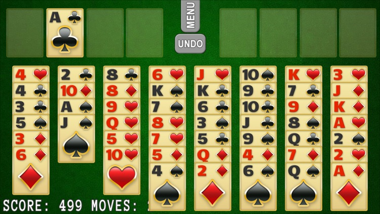 FreeCell.