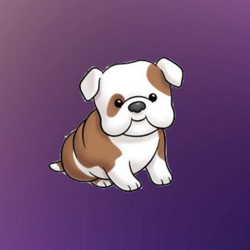 Bulldog Cute - Awesome Emoji And Stickers