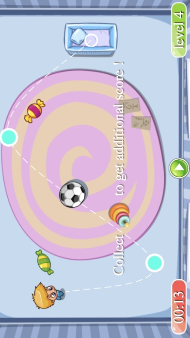 Candy Baby Puzzle screenshot two