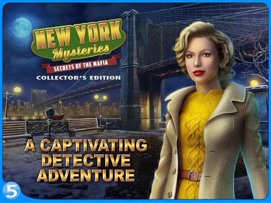 Загадки Нью-Йорка HD на iPad