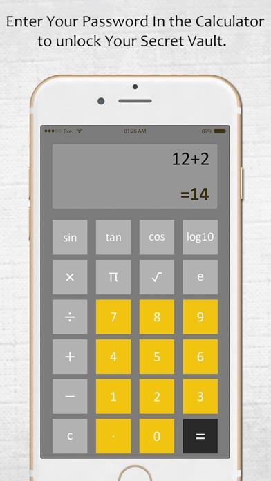 Best Calculator - Secret Photos and Videos Screenshot