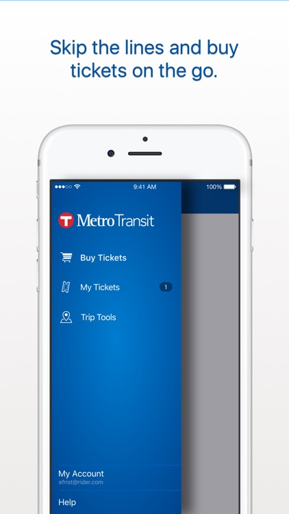 Metro Transit screenshot-1